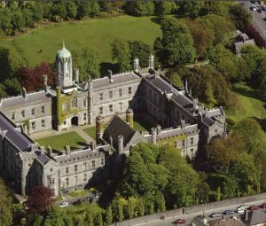 Quadrangle at NUIG